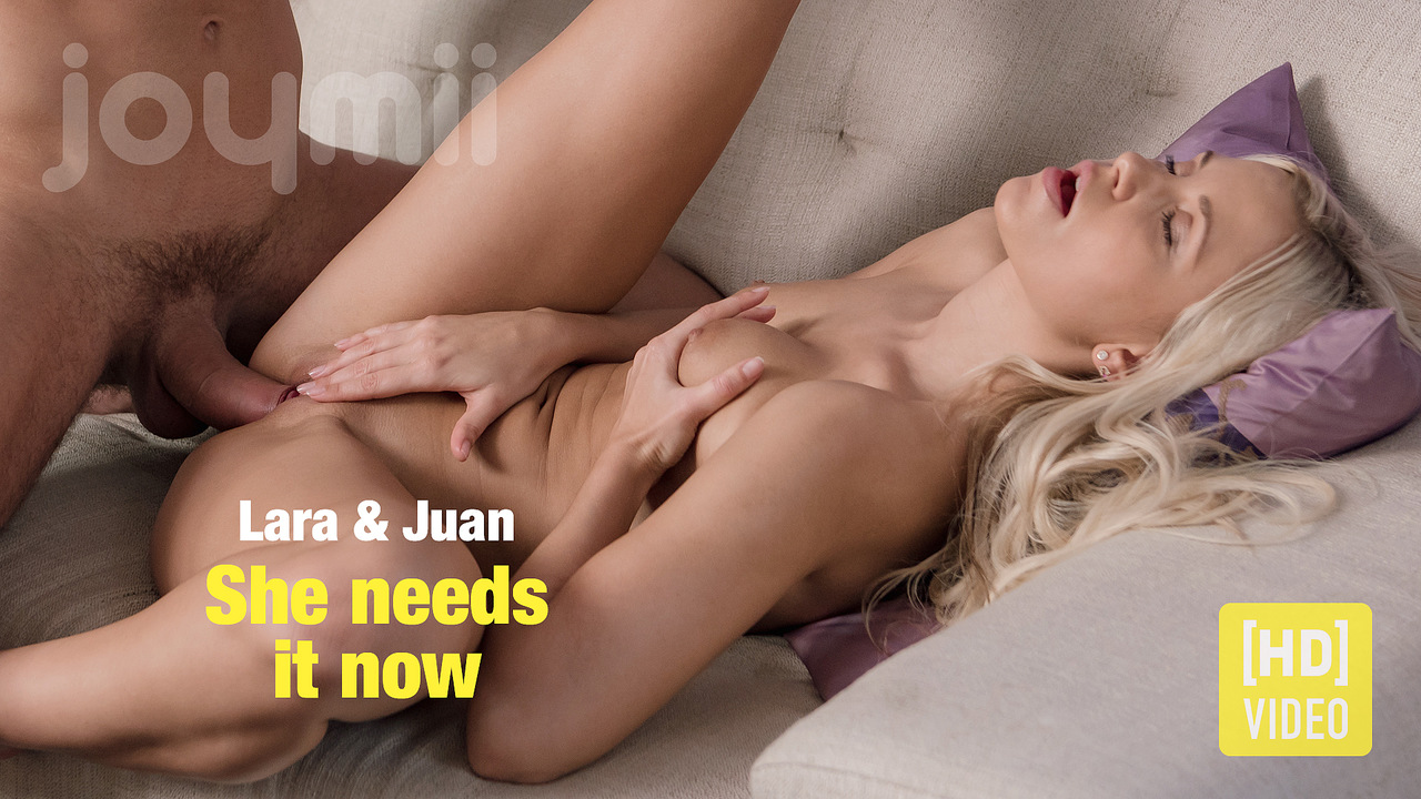 Joymii - Juan and Lara - She needs it now