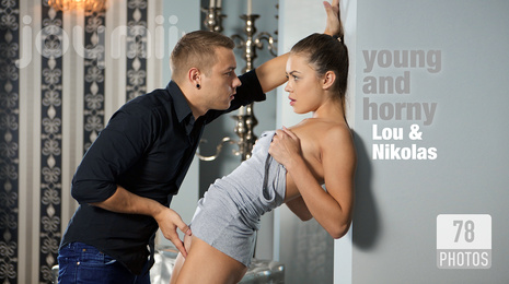 young and horny