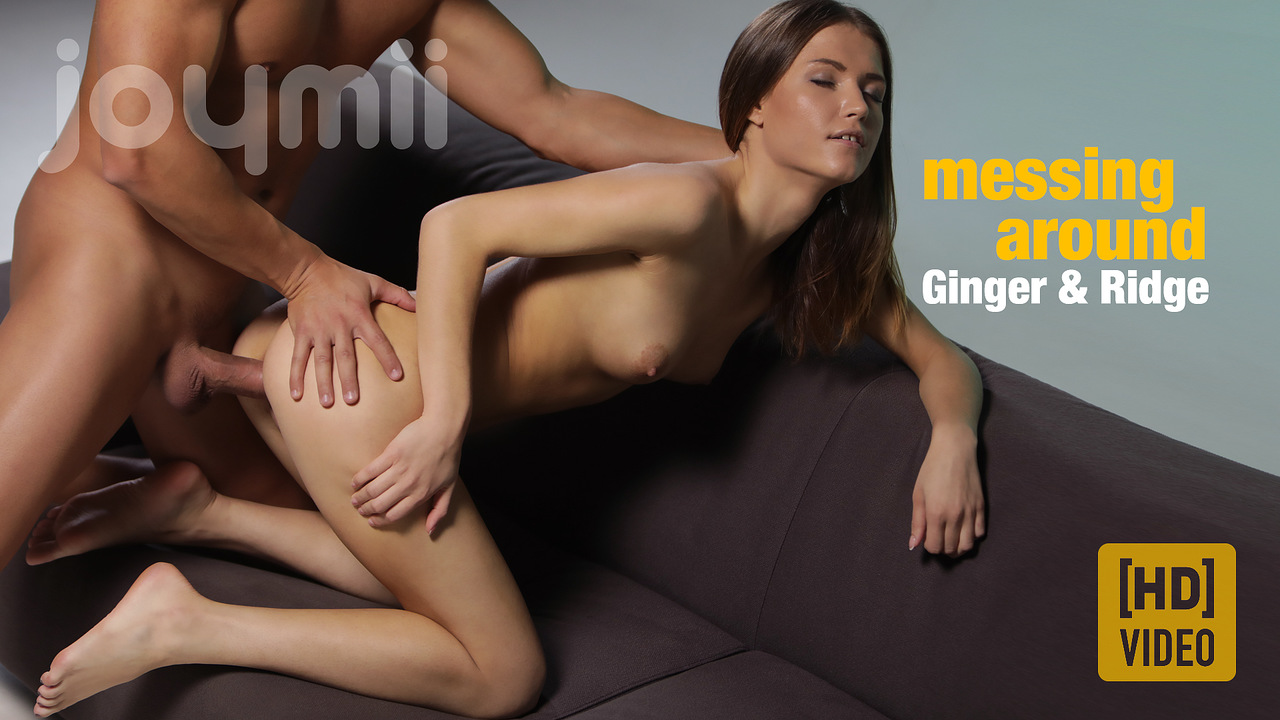 Joymii - Ginger and Ridge - messing around