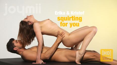 squirting for you