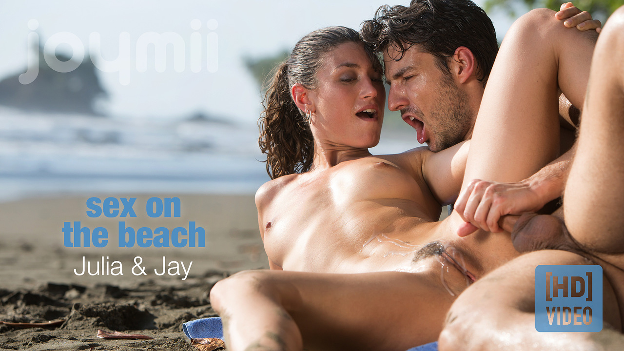 Joymii - Jay and Julia R. - sex on the beach