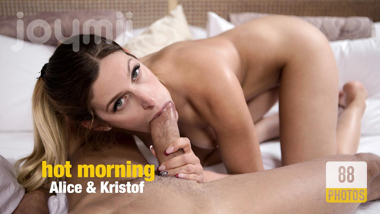 hot morning