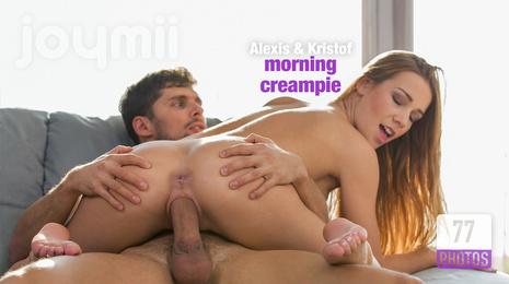 morning creampie