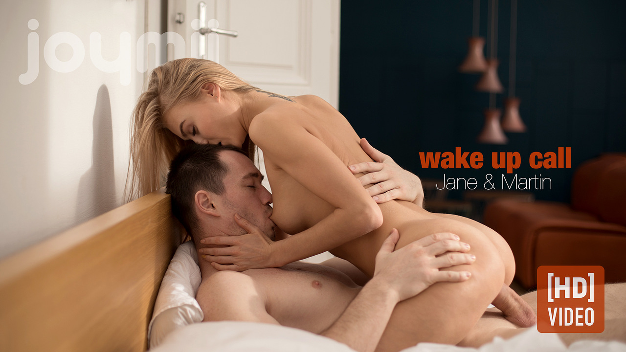 Joymii - Jane F. and Martin S. - wake up call