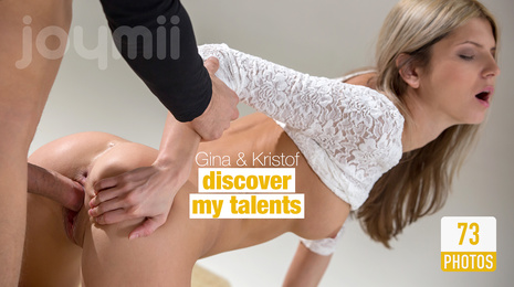 discover my talents