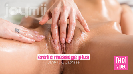 erotic massage plus