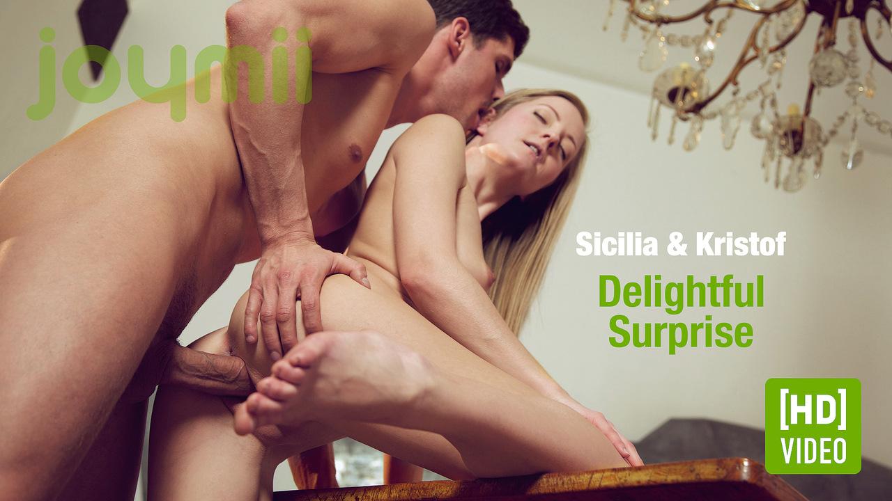 Joymii - Kristof and Sicilia - Delightful Surprise