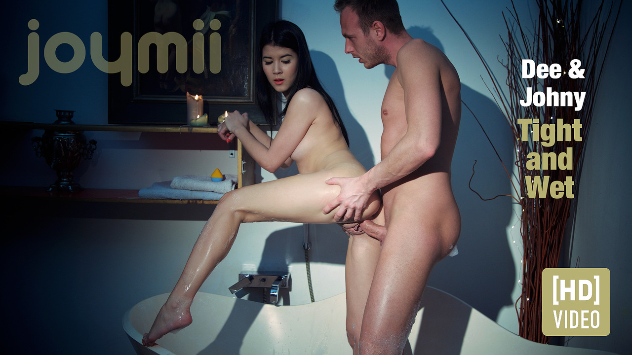 Joymii - Dee and Johny - Tight and Wet