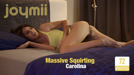 Massive Squirting