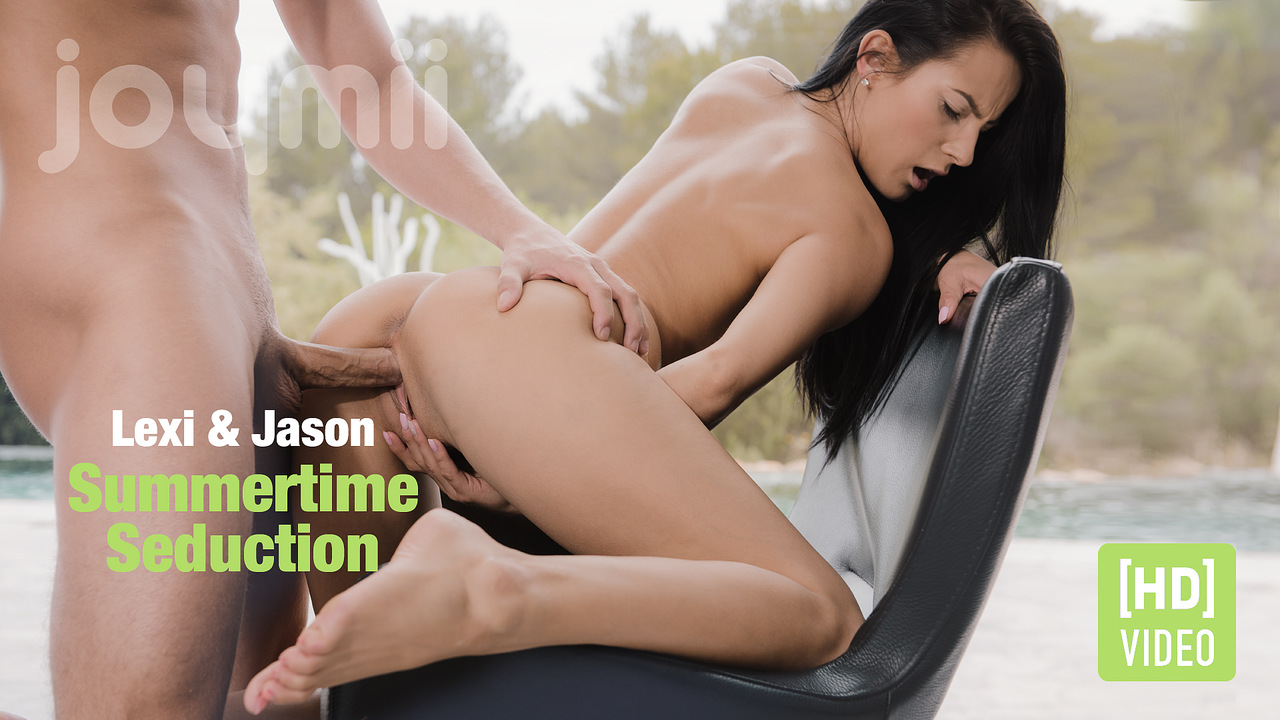 Joymii - Jason X. and Lexi D. - Summertime Seduction