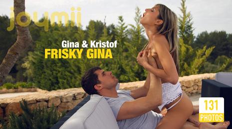 Frisky Gina