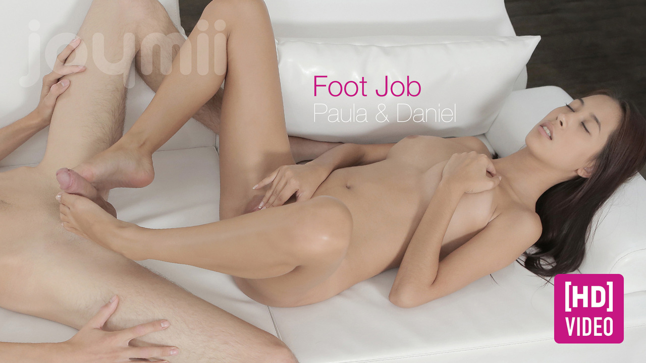 Joymii - Daniel and Paula S. - Foot Job