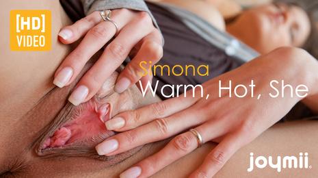 Warm, Hot, She
